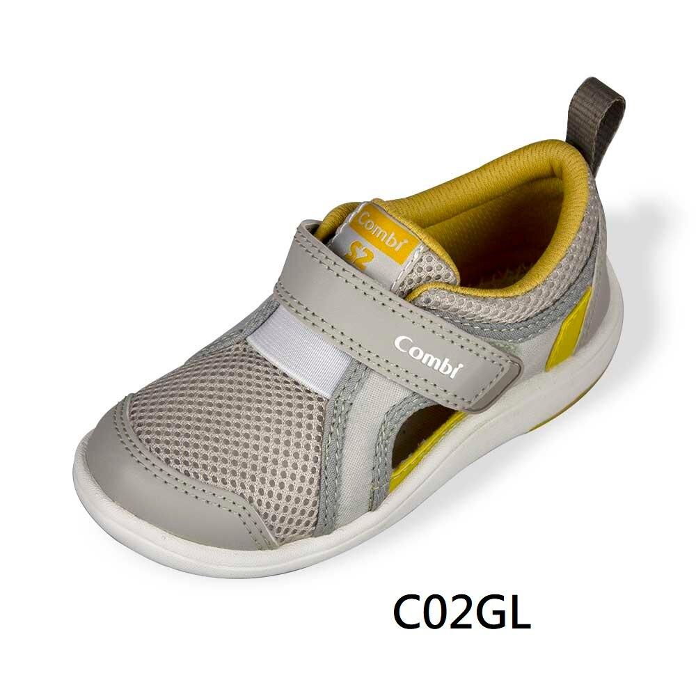 【2020新款】日本 Combi Core-S 成長機能涼鞋(6款)