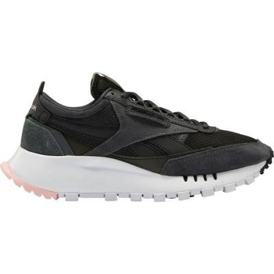 リーボック Reebok レディース スニーカー シューズ・靴 Classic Leather Legacy Shoes Black/White