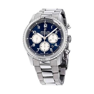 Breitling Navitimer 8 B01 Chronograph 43 Blue Dial Mens Watch (Ref # A