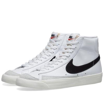 ナイキ Nike メンズ スニーカー シューズ・靴 Blazer Mid '77 Vintage White/Black