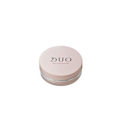 DUO ザ ヌードパウダー 5g フェイスパウダー【新感覚美容パウダー】しわ・たるみをカバー 保湿ケア <なめらか輝き美肌>