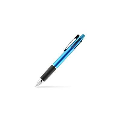 三菱鉛筆 ジェットストリーム 4&1ライトブルー MSXE510007.8