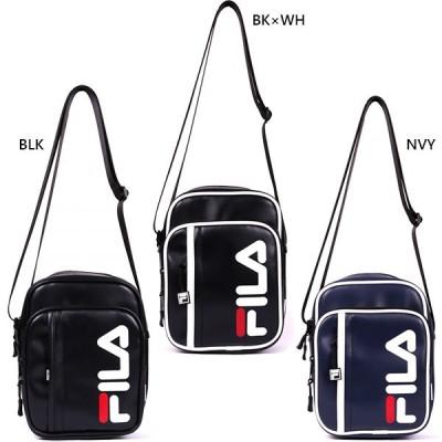フィラ メンズ レディース ミニショルダー 縦型ショルダーバッグ 肩掛け 鞄 FM2175L