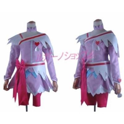 ドキドキ プリキュア  ハート ★コスプレ衣装 完全オーダメイドも対応可能 * K2803