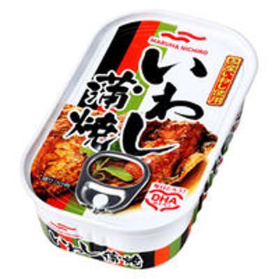 マルハニチロマルハニチロ いわし蒲焼 100g 1個 おかず・惣菜缶詰