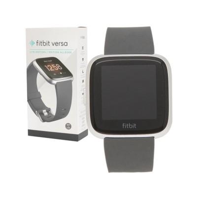 【フィットビット】 フィットビット 腕時計 スマートウォッチ レディース メンズ Fitbit FB415SRGY チャコール シルバー ユニセックス その他 フリー Fitbit