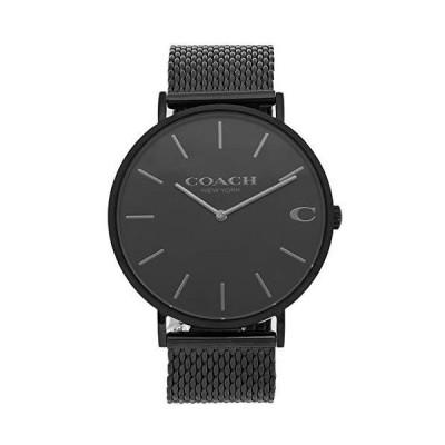 [コーチ]腕時計 メンズ COACH 14602148 ブラック [並行輸入品]