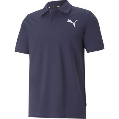 ESS ピケポロシャツ PUMA プーマ ポロシャツ (589028)