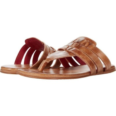 ベッドステュ Bed Stu レディース サンダル・ミュール シューズ・靴 Yoli Tan Rustic