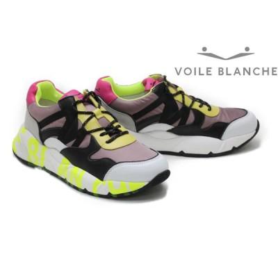 ボイルブランシェ / VOILE BLANCHE レディース 2015541pkwhbk クラブ100 ピンクホワイトブラック イタリア製