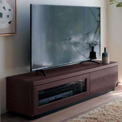 【日本製】奥行30cmの薄型テレビ台