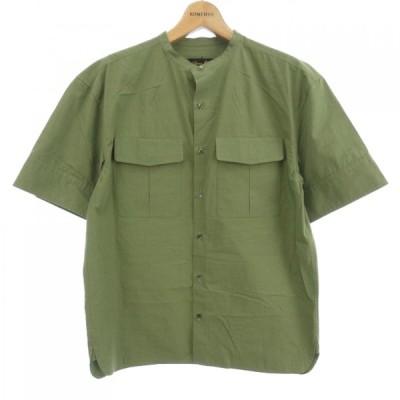 ドゥロワー DRAWER シャツ
