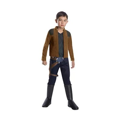 Rubie's Solo: A Star Wars Story Han Solo Deluxe Children's Costume