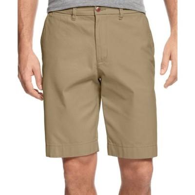 トミー ヒルフィガー メンズ ハーフパンツ・ショーツ ボトムス Men's Big and Tall 8 1/2 Chino Shorts
