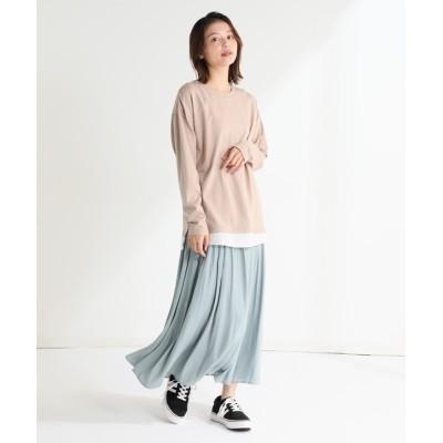 Honeys / ギャザーロングスカート WOMEN スカート > スカート