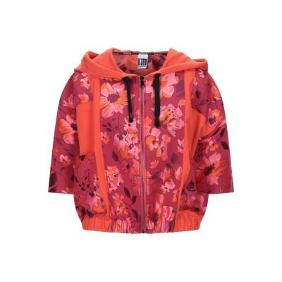 I'M ISOLA MARRAS スウェットシャツ オレンジ XS コットン 96% / ポリウレタン 4% スウェットシャツ