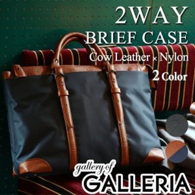 【セール】ブリーフケース メンズ ビジネスバッグ A4 2WAYブリーフ gallery of GALLERIA ギャレリア G107-2005