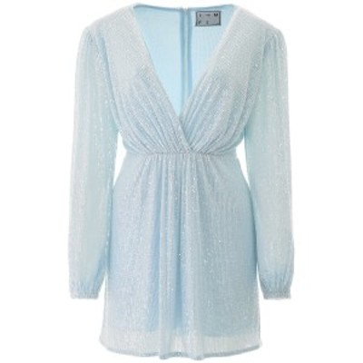 IN THE MOOD FOR LOVE/イン ザ モード フォー ラブ ドレス LIGHT BLUE In the mood for love young dress レディース 春夏2020 YOUNG DRE