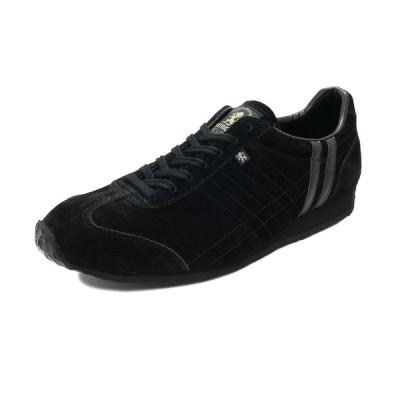 スニーカー パトリック PATRICK アイリス ベロア ノア ブラック 582051 メンズ シューズ 靴 20Q4