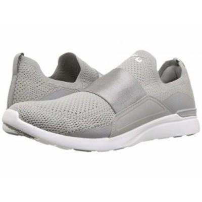 Athletic Propulsion Labs (APL) メンズ 男性用 シューズ 靴 スニーカー 運動靴 Techloom Bliss Cement/White【送料無料】
