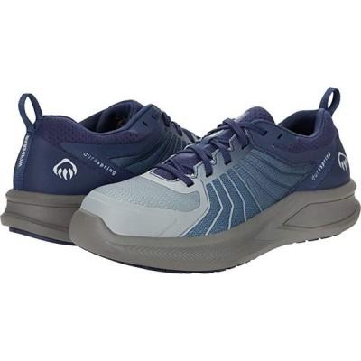 ウルヴァリン Bolt Durashocks Duraspring CarbonMAX メンズ スニーカー 靴 シューズ Navy