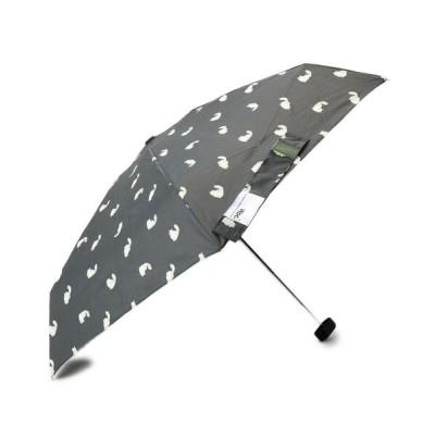 SHOO・LA・RUE/シューラルー Wpc. キャッツミニ 折りたたみ傘 チャコールグレー(114) 00