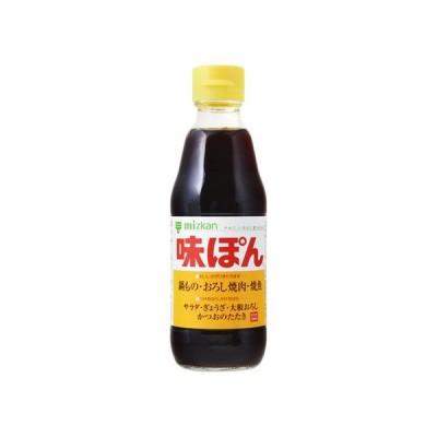 【送料無料】ミツカン 味ぽん 360ml x20 【49685183】