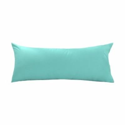 uxcell 海外出荷 枕カバー ピローケース 高級綿100% 防ダニ 抗菌 防臭 綿 ピローカバー 1枚 51x152cm ライトブルー
