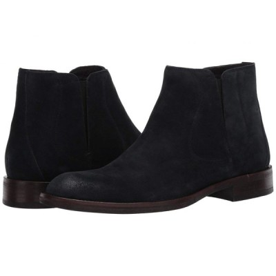 ジョン バルベイトス John Varvatos メンズ ブーツ シューズ・靴 Waverly Covered Chelsea Black 2