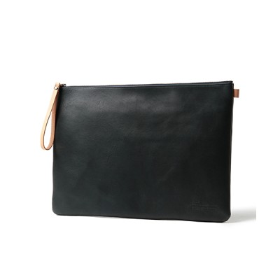 B:MING LIFE STORE by BEAMS / buddy / Fang leather clutch MEN バッグ > クラッチバッグ