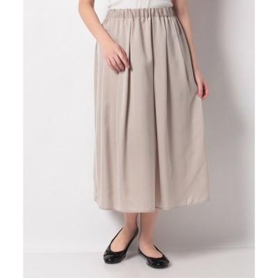 【テチチ】【Lugnoncure】ギャザースカート(80丈)