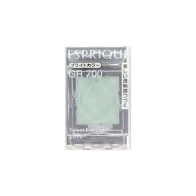 ★コーセー エスプリーク セレクト アイカラー GR700 さわやかな印象のミントグリーン