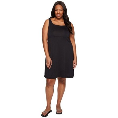 コロンビア ワンピース トップス レディース Plus Size Freezer III Dress Black