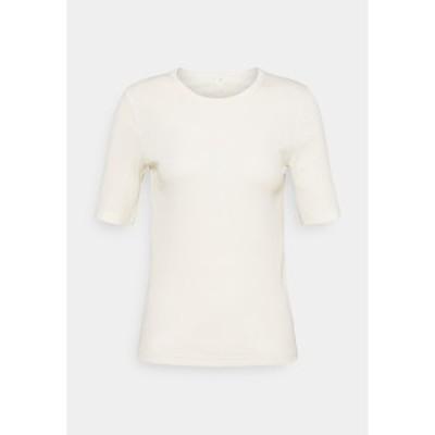 アーケット レディース Tシャツ トップス Print T-shirt - offwhite offwhite