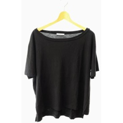 【中古】ドゥーズィエムクラス DEUXIEME CLASSE CALUX MODAL Tシャツ 18070500313010 黒ブラック中古●190801 0030