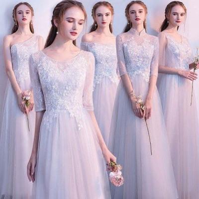 大きいサイズ ドレス 全5タイプ選択可 グレードレス 二次会 花嫁 ワンピース グレードレス 結婚式 二次会 花嫁 大きいサイズ