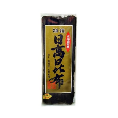 田村利光商店 北海道名産 特選 日高昆布 優良品質 170g