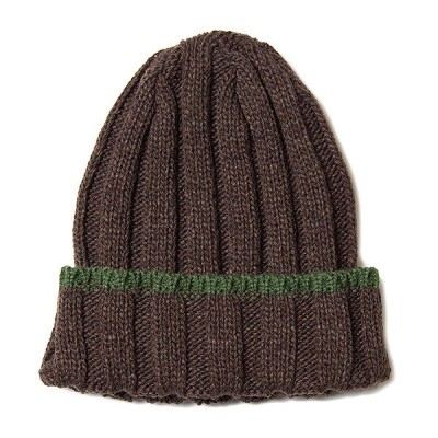 アイリーライフ ニット帽 メンズ IRIE LIFE Life Knit Cap ブラウン