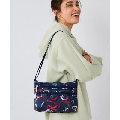LeSportsac / QUINN BAG リボンズ  ネイビー WOMEN バッグ > ショルダーバッグ