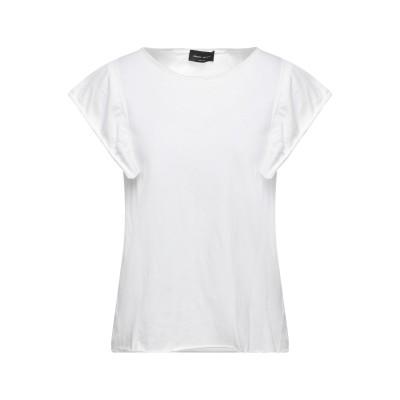 ロベルト コリーナ ROBERTO COLLINA T シャツ ホワイト XS コットン 100% T シャツ