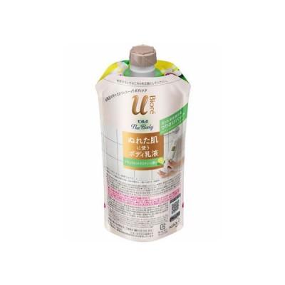 KAO/ビオレu ザ・ボディ ぬれた肌に使うボディ乳液 ナチュラル