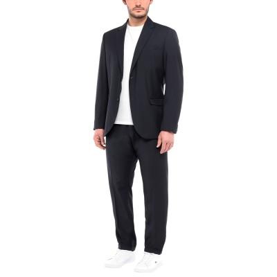 OFFICINA 36 スーツ ダークブルー 54 ポリエステル 55% / ウール 45% スーツ