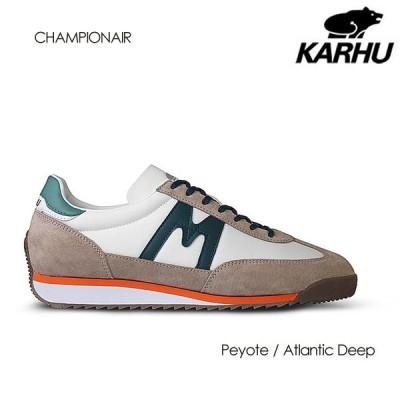 KARHU カルフ sneakers スニーカー CHAMPION AIR チャンピオンエア KH805032 PEYOTE ATLANTIC DEEP