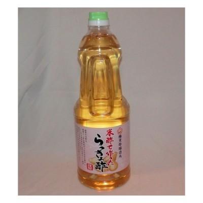 らっきょ酢 1800mlPT 梅薫酢醸造元