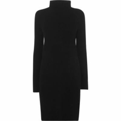 ジェイディーワイ JDY レディース ワンピース ワンピース・ドレス Debbie Knit Dress Black