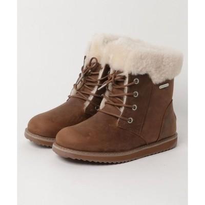 ブーツ Shoreline Leather Lo