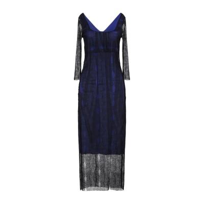 RAME 7分丈ワンピース・ドレス ブラック 1 ナイロン 84% / ポリウレタン 16% 7分丈ワンピース・ドレス