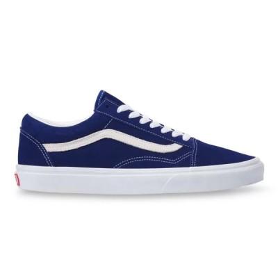 バンズ スニーカー 靴 メンズ オールドスクール スエード ブループリント オールスエード VANS OLD SKOOL (SUEDE)BLUEPRINT