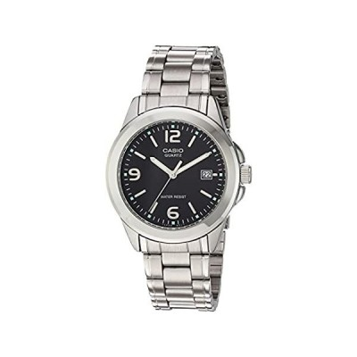Casio Mens Stainless Steel Watch