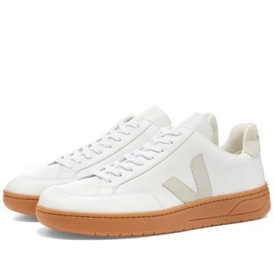 ヴェジャ Veja メンズ スニーカー シューズ・靴 V-12 Leather Sneaker White/Gum